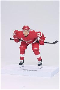 NHL Sportspicks Series 30 Pavel Datsyuk (Detroit Red Wings) Red Jersey