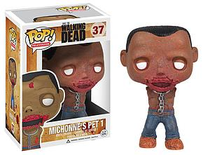 Pop! Television The Walking Dead Vinyl Figure Michonne's Pet 1 #37 (Vaulted)