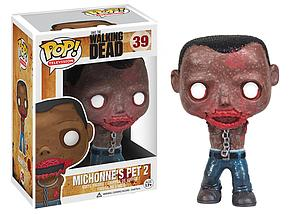 Pop! Television The Walking Dead Vinyl Figure Michonne's Pet 2 #39 (Vaulted)