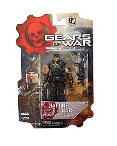 "Gears of War 3 3 3/4""s Series 1: Marcus Fenix"