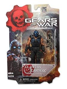 "Gears of War 3 3 3/4""s Series 1: Clayton Carmine"
