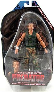"Predator 7"" 25th Anniversarys Series 8: Patrol Dutch"