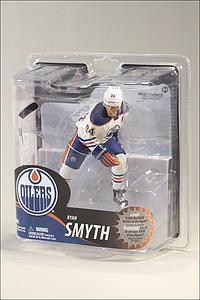 NHL Sportspicks Series 30 Ryan Smyth (Edmonton Oilers) White Jersey Collector Level Silver