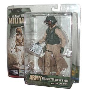 Military Series 3: Helicopter Crew Chief (African American)