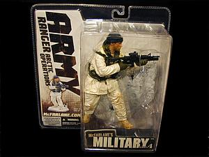 Military Series 4: Army Ranger Arctic Operations