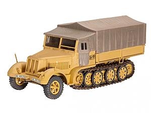 Sd.Kfz. 7 (Late Production) (03263)
