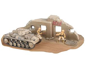 Revell Germany 1:76 Scale Model Kit PzKpfw II Ausf. F (03229)