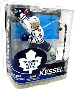 NHL Sportspicks Series 31 Phil Kessel (Toronto Maple Leafs) White Jersey Collector Level Bronze (Only 2000 Made)