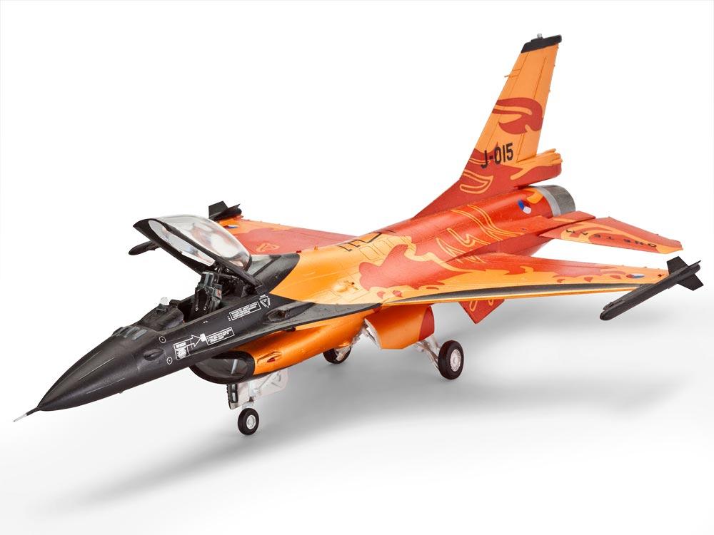 """F-16 F-16 MLU """"Solo Display"""" (80-3980)"""
