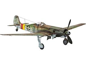 Revell Germany 1:72 Plastic Model Kit Focke Wulf Ta 152 H (03981)