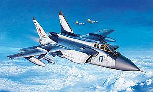 Revell Germany 1:144 Scale Model Kit MiG-31 Foxhound (04086)