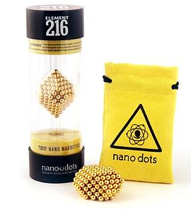 Nanodots 216 Gold Edition