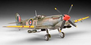 Revell Germany 1/48 Model Kit Spitfire Mk.IXC (4554) (Retired)