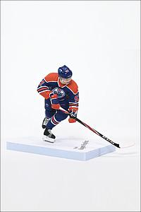 NHL Sportspicks Series 31 Ryan Nugent-Hopkins (Edmonton Oilers) Blue Jersey