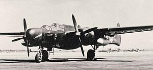 P-61B Black Widow (80-4887)