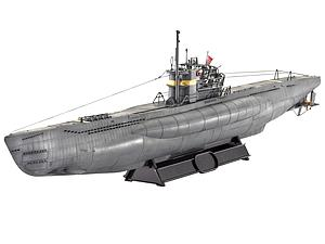 "German Submarine U-BooT Type VII C/41 ""Atlantic Version"" (REV05100)"