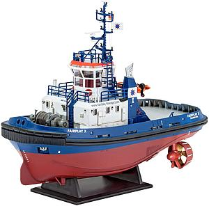 Harbour Tug Boat Fairplay I, III, X, XIV (80-5213)