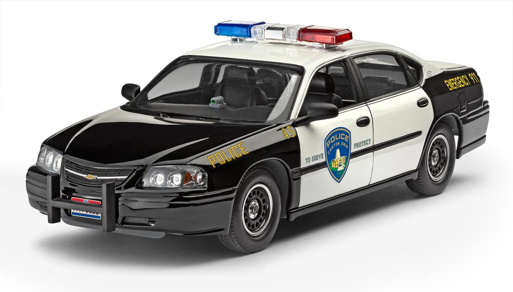 '05 Chevy Impala Police Car (80-7068)