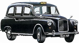 London Taxi (7093)