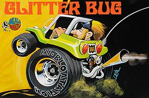 Dave Deal's Glitter Bug (85-1740)