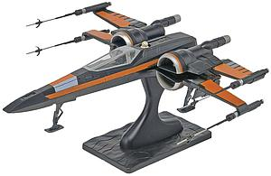 Poe's X-Wing Fighter (85-1825)