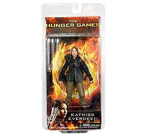 "The Hunger Games 6"" Series 1: Katniss"