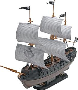 Black Diamond Pirate Ship (85-1971)