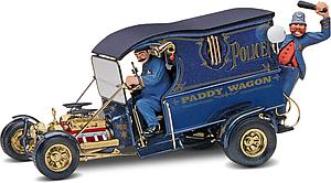 Tom Daniel Paddy Wagon w/ Figures (85-4194)