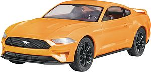 REVELL USA 1:25 Scale Car SnapTite Plastic Model Kit 2018 Mustang GT (85-1996)