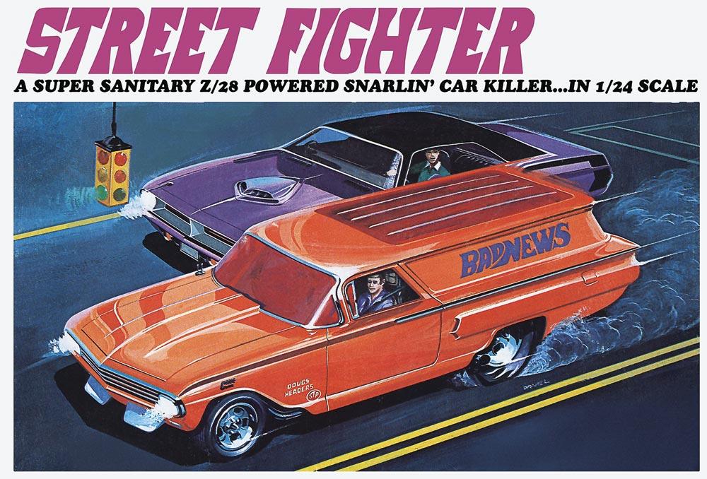 Monogram 1 24 Tom Daniel Street Fighter 85 4262 Www Toysonfire Ca
