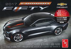 AMT 1:25 Scale Model Kit 2017 Chevy Camaro Fifty (50th Anniversary) (AMT1035M)
