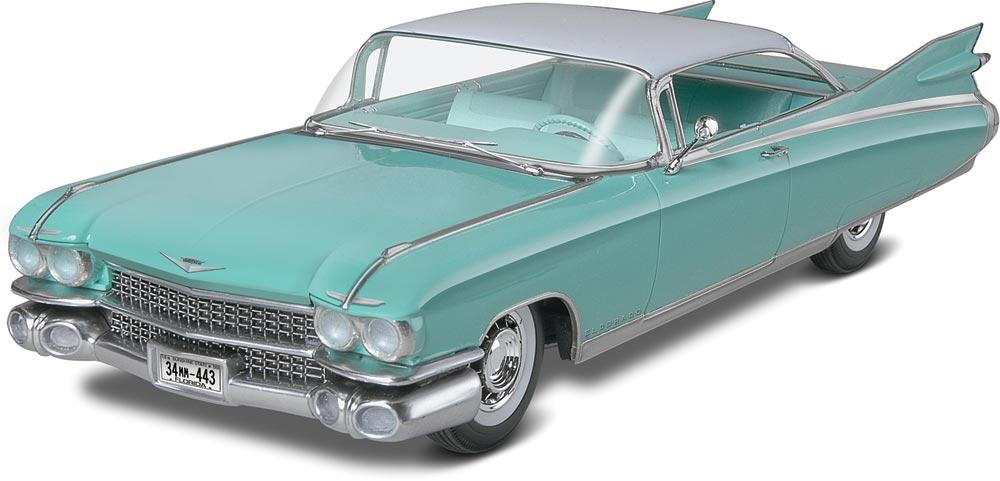 59 Cadillac Eldorado Hardtop 85 4361 Www Toysonfire Ca