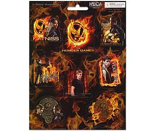 The Hunger Games Accessories: 8-Piece Magnet Set