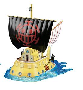 One Piece Grand Ship Collection Model Kit: Trafalgar-Law's Submarine