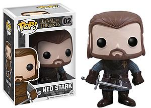 Pop! Television Game of Thrones Vinyl Figure Ned Stark #02