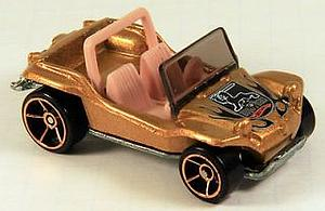 Hot Wheels Cars Die-Cast: Meyers Manx