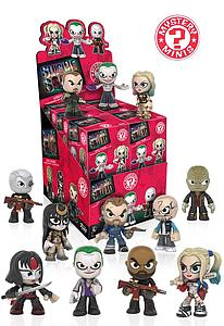 Mystery Minis Blind Box: Suicide Squad Series (12 Packs)