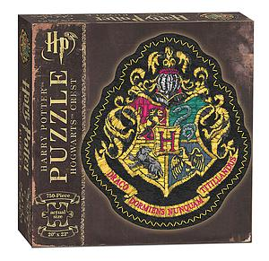 Puzzle: Harry Potter Hogwart's Crest
