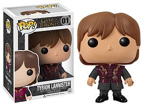 Pop! Television Game of Thrones Vinyl Figure Tyrion Lannister #01