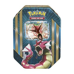 Pokemon Triple Power Tin: Shiny Gyarados-EX