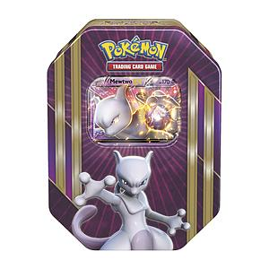 Pokemon Triple Power Tin: Mewtwo-EX