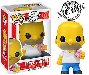 Pop! Television The Simpsons Homer Simpson #01 (Vaulted)