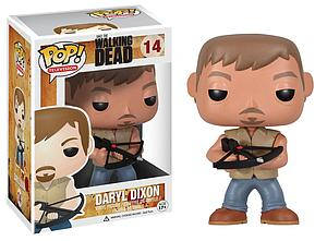 Pop! Television The Walking Dead Vinyl Figure Daryl Dixon #14