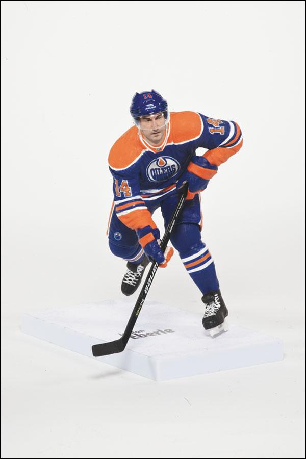 d2cb6e957 NHL Sportspicks Series 32 Jordan Eberle (Edmonton Oilers) Blue Jersey
