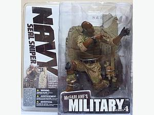 Military Series 4: Navy Seal Sniper (African American)