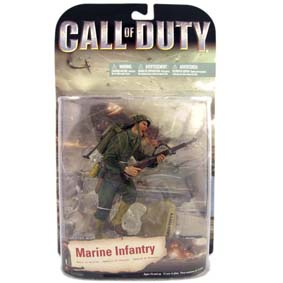 Call of Duty Series 1: Marine Infantry