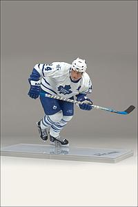 NHL Sportspicks Series 13 Bryan McCabe (Toronto Maple Leafs) White Jersey