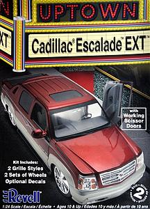 Uptown Model Kits 1:24 Scale Cadillac Escalade EXT