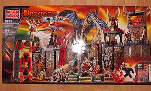 Mega Bloks Dragons Metal Ages: Rampants of Ryousan (9813)