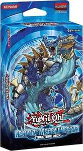 Yugioh Trading Card Game Structure Deck: Realm of the Sea Emperor